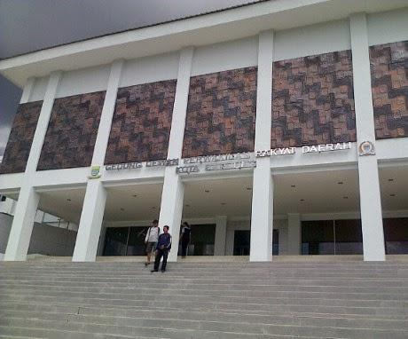 Gedung Baru DPRD Kota Bandung Siap Ditempati