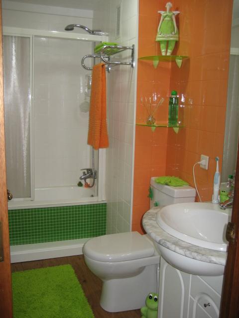 Azulejos Para Baño Infantil:TUNEANDO UN BAÑO VIEJO A BAÑO PARA NIÑOS