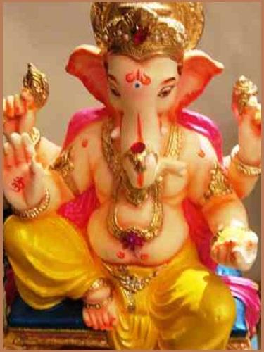 Eco-friendly Ganesh