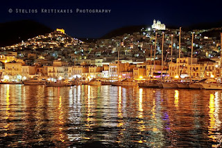 Greek island of Syros Birth place of Markos Vamvakaris
