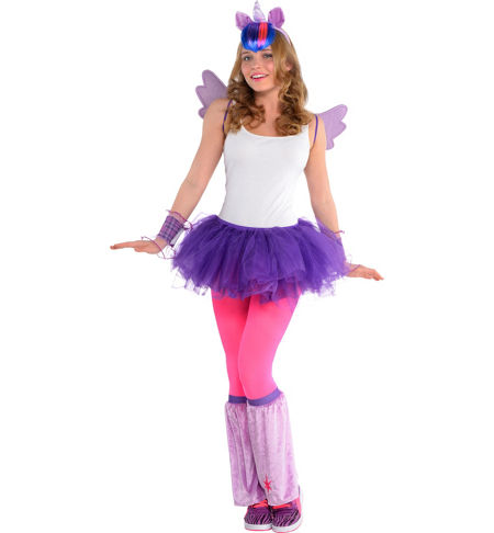 MLP Twilight Sparkle Adult Costume