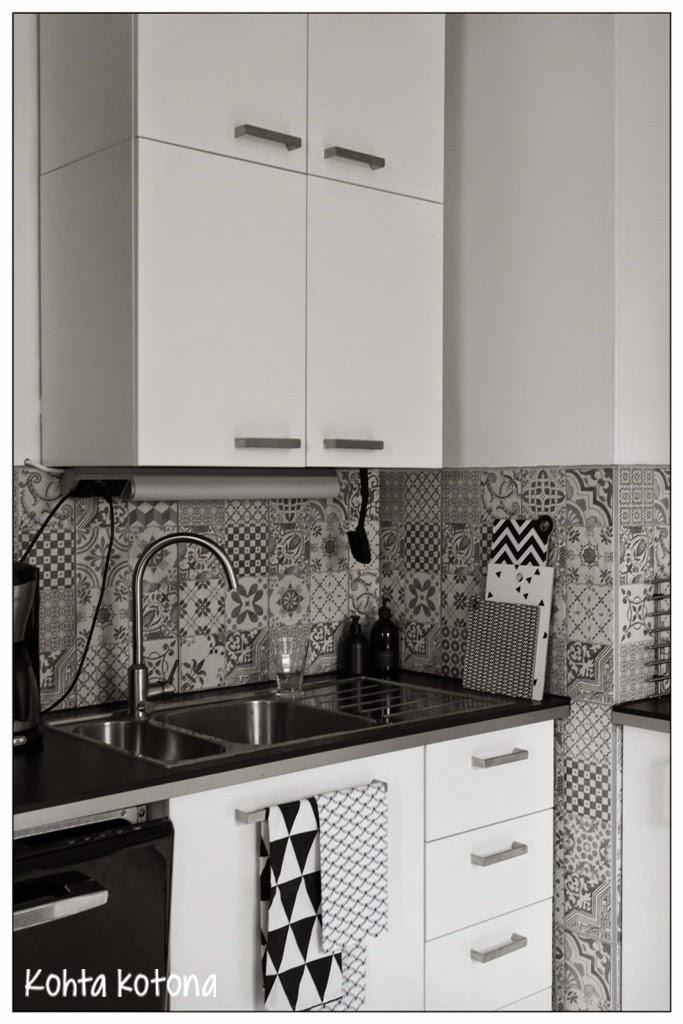 Kohta kotona Kierros keittiössä
