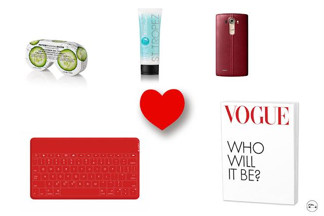 LG, Vogue, Peter Thomas Roth, St. Tropez, Logitech