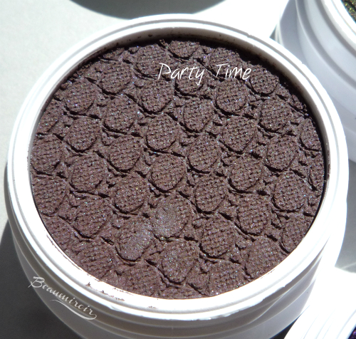ColourPop makeup: Super Shock Shadow in Party Time