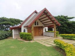 Musket Cove church