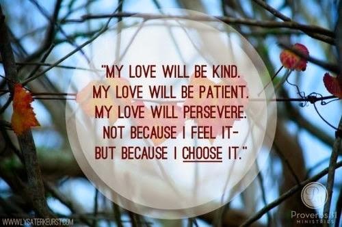 L'amour patient