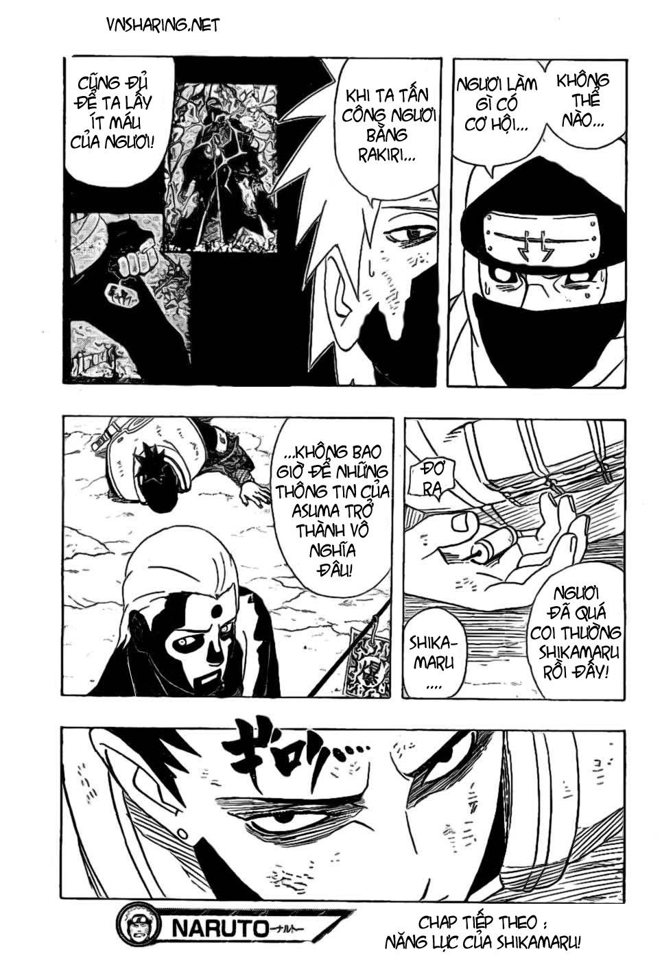 Naruto chap 336 Trang 18 - Mangak.info