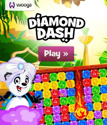 Diamond Dash Facebook