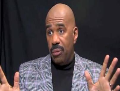 Did Steve Harvey really get robbed?