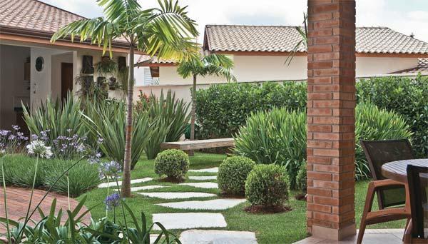 Grandes Idéias Para Casa Jardins