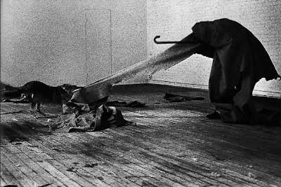 Josephe Beuys et le Coyote