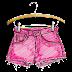 DIY: Faça você mesma um short manchado