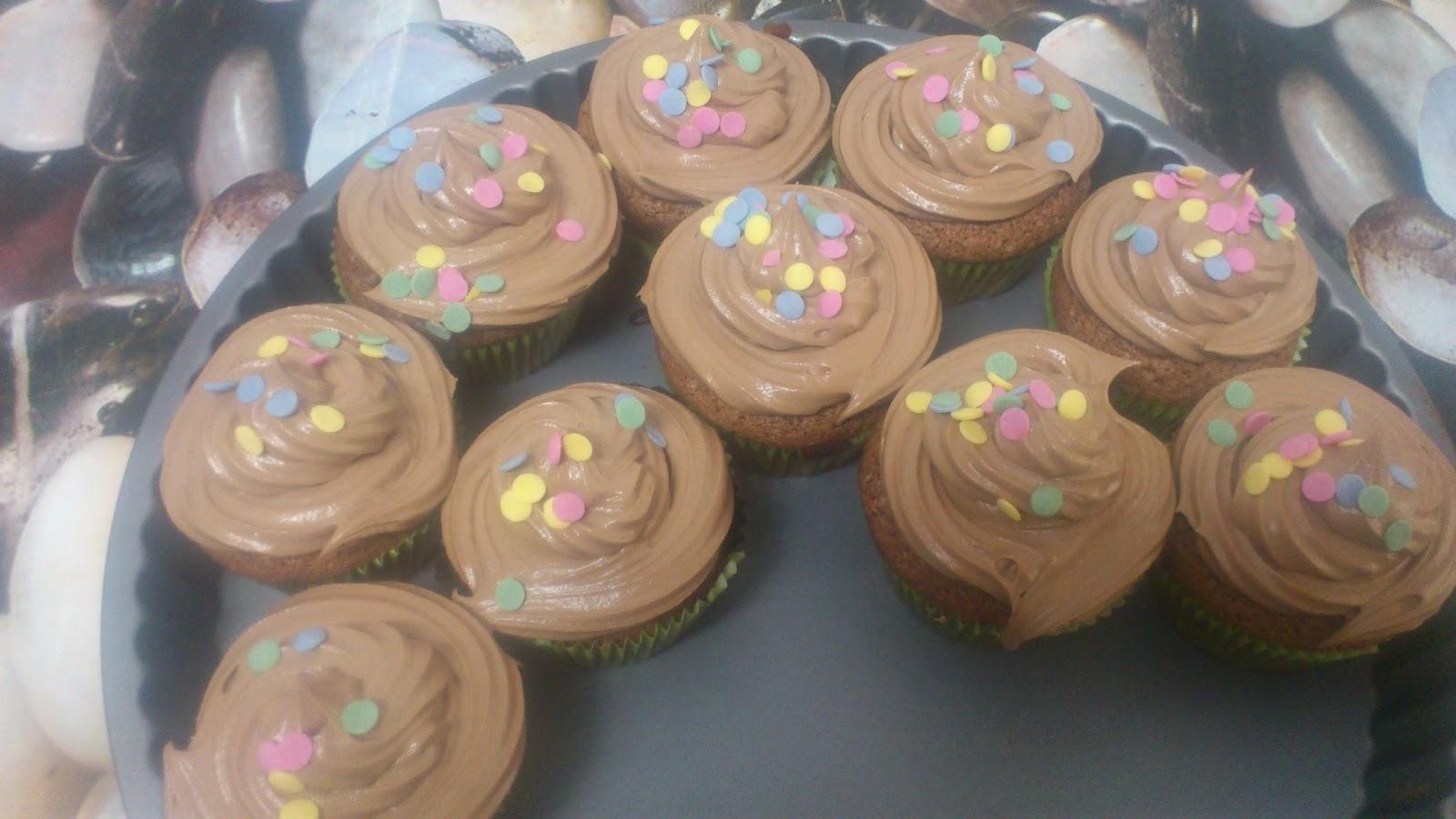 La cocina de leyre cupcakes de chocolate deliciosos - Cocinas leyre ...