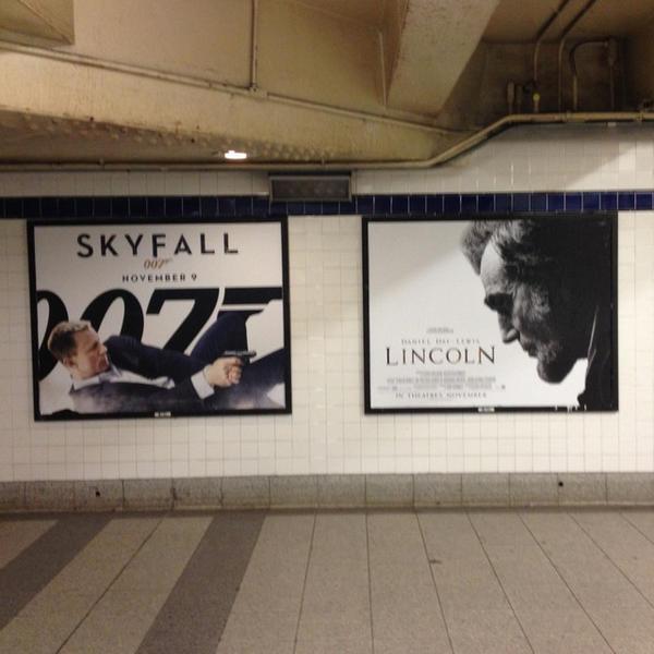 Akward advertising placements