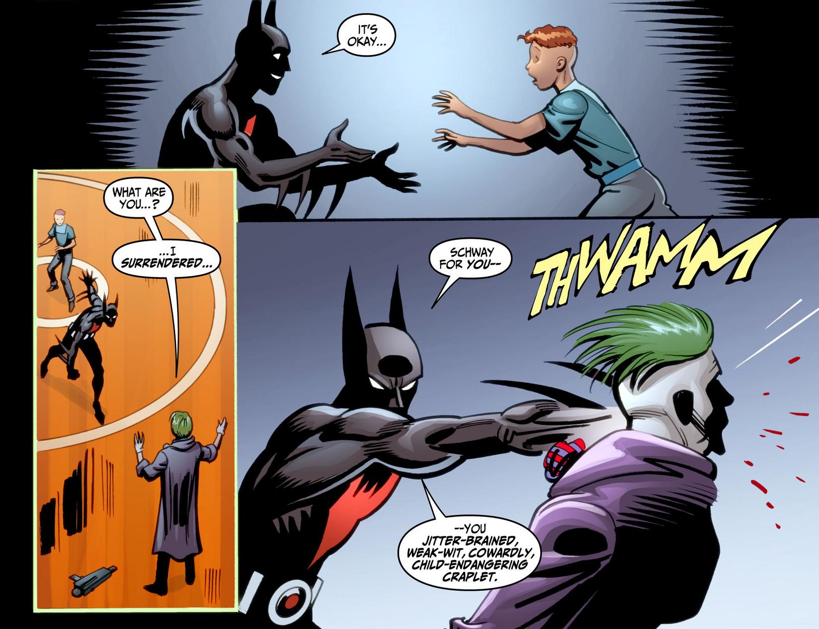 Batman Beyond (2012) Issue #9 #9 - English 17