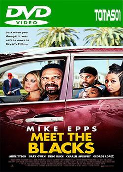Conociendo a los Blacks (2016) DVDRip