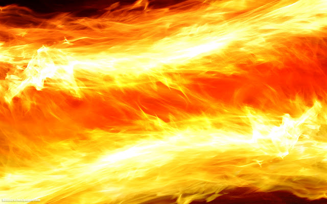 Abstract fire backgrounds