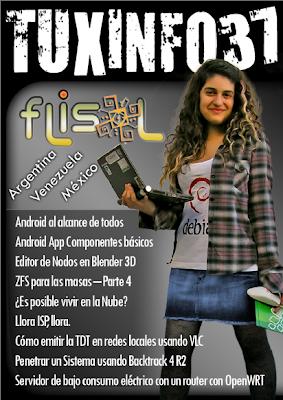 Imagen de la portada de TuxInfo 37