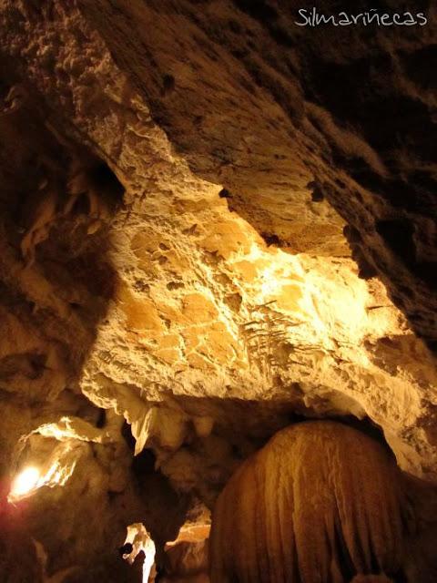 Ikaburu, cueva de Urdax - Navarra