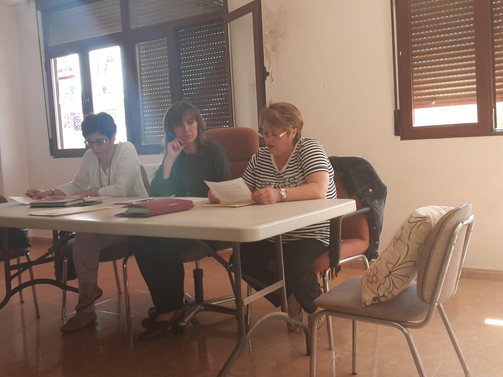 Centros De La Mujer De Casas Ib Ez Y Alatoz 2015 # Muebles Parreno Tebar