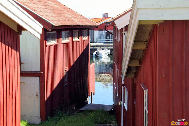 Le Bohuslan en Suède