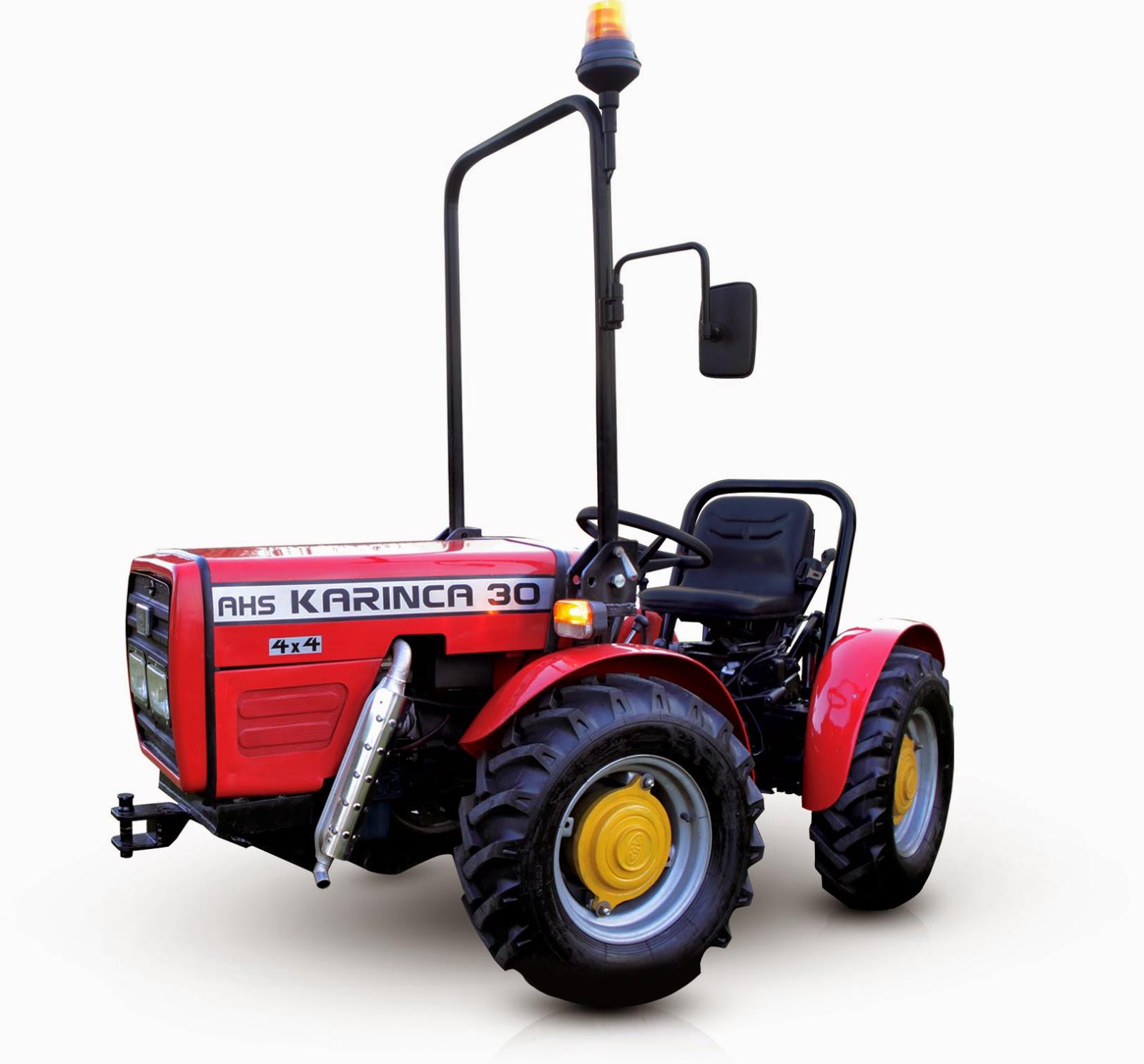 karınca 30 yerli Üretim belden kırma bahçe traktörü.-traktörler