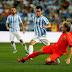 El Málaga también se mantiene imbatido en La Rosaleda ante el Barcelona (0-0)