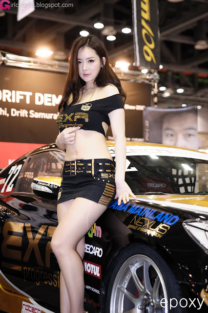 5 Im Ji Hye - Automotive Week 2012-very cute asian girl-girlcute4u.blogspot.com
