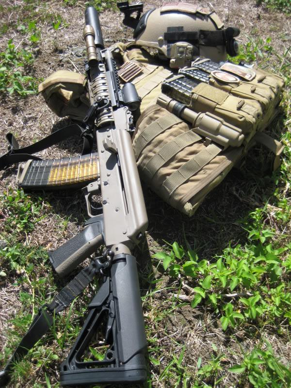 Magpul Beta Project Tactical ak Beta Project Tactical ak