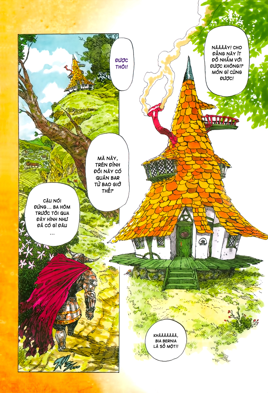 Nanatsu no Taizai - Thất Hình Đại Tội chap 1 page 6 - IZTruyenTranh.com