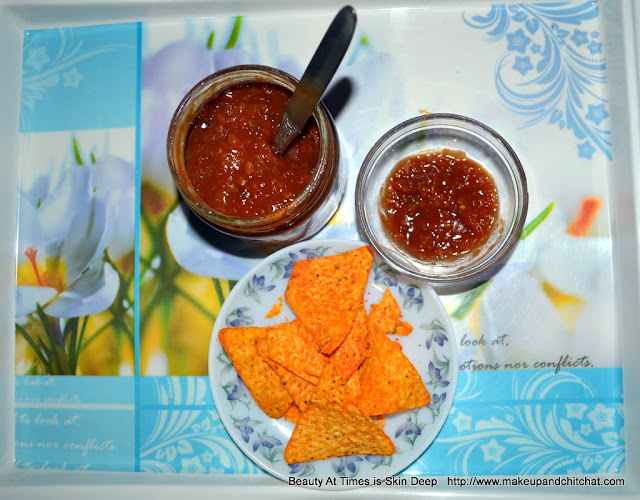Funfood Salsa