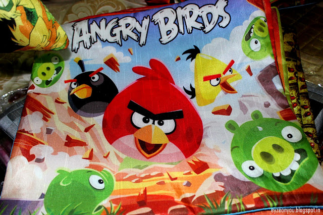 cartoon, angry birds