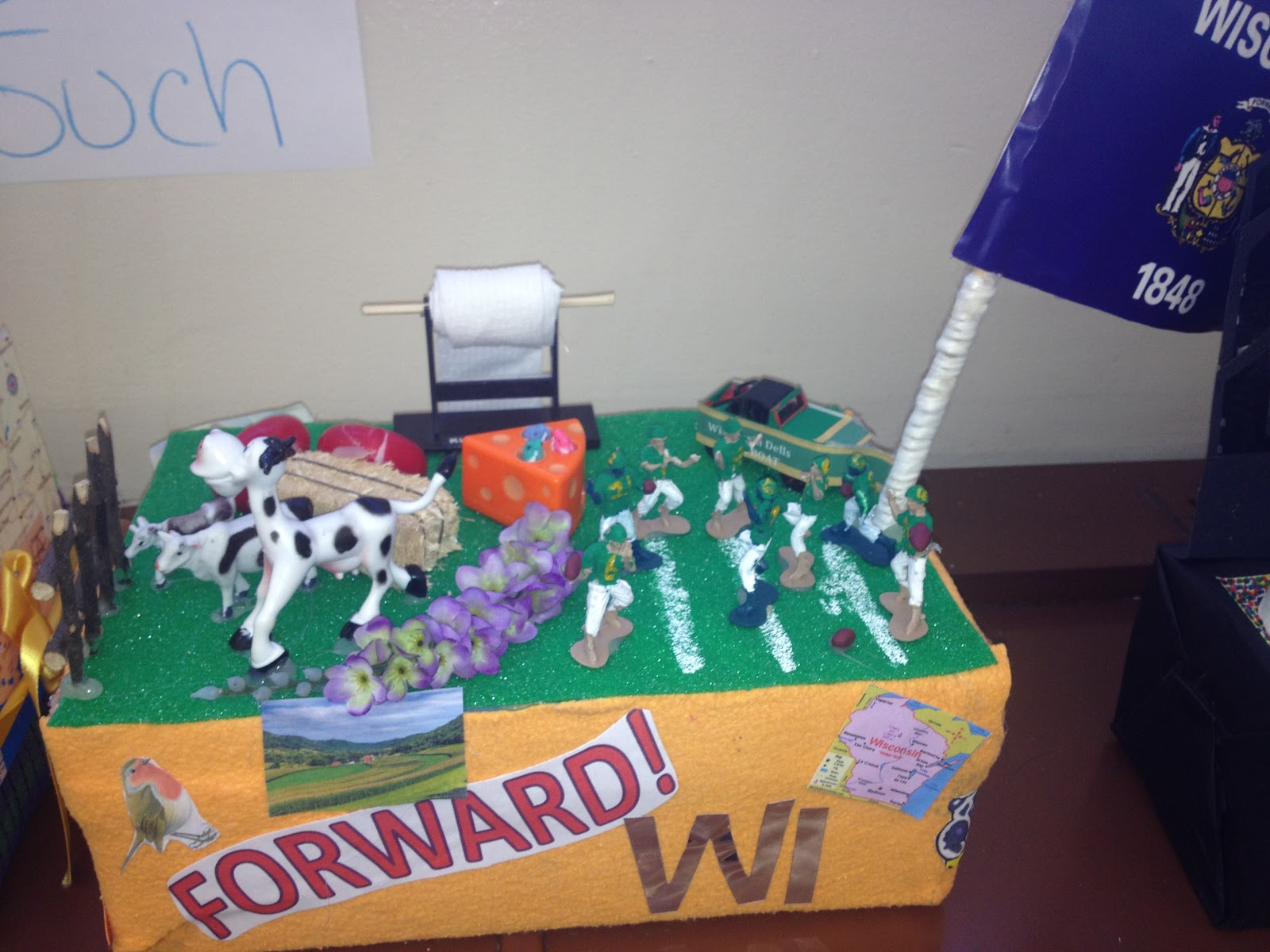 State Shoebox Floats Examples ... . Lyon's Blog - Teaching: The Art of ...