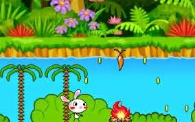 Gratis Download Game  menggemaskan Crazy Bunny