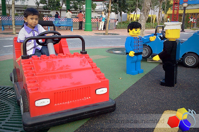 mknace unlimited™ | Legoland getaway : legoland lego city driving school