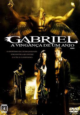 Gabriel: A Vingança de Um Anjo - DVDRip Dublado