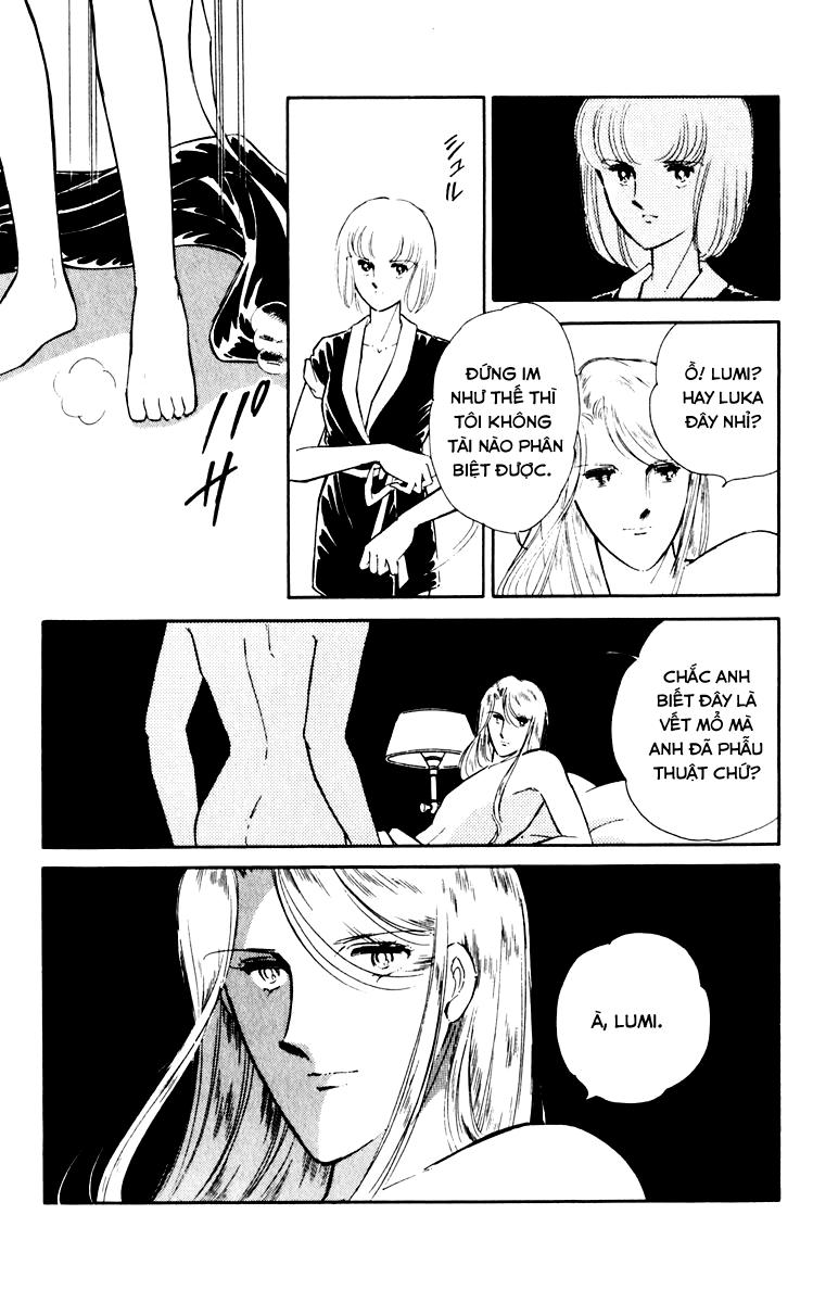Umi no Yami, Tsuki no Kage chap 37 - Trang 7