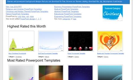 temas para power point 2010