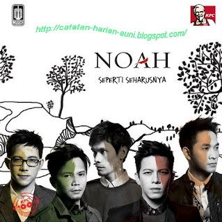 NOAH Seperti Seharusnya (Full Album 2012)
