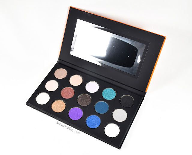 holiday gift guide 2015 make up for ever 15 artist shadow palette