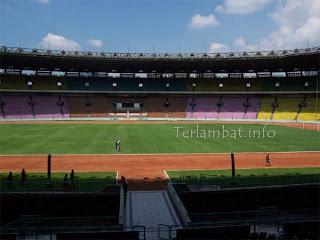 Stadion GBK Indonesia