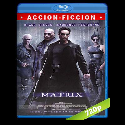 Matrix (1999) BRRip 720p Audio Trial Latino-Castellano-Ingles 5.1