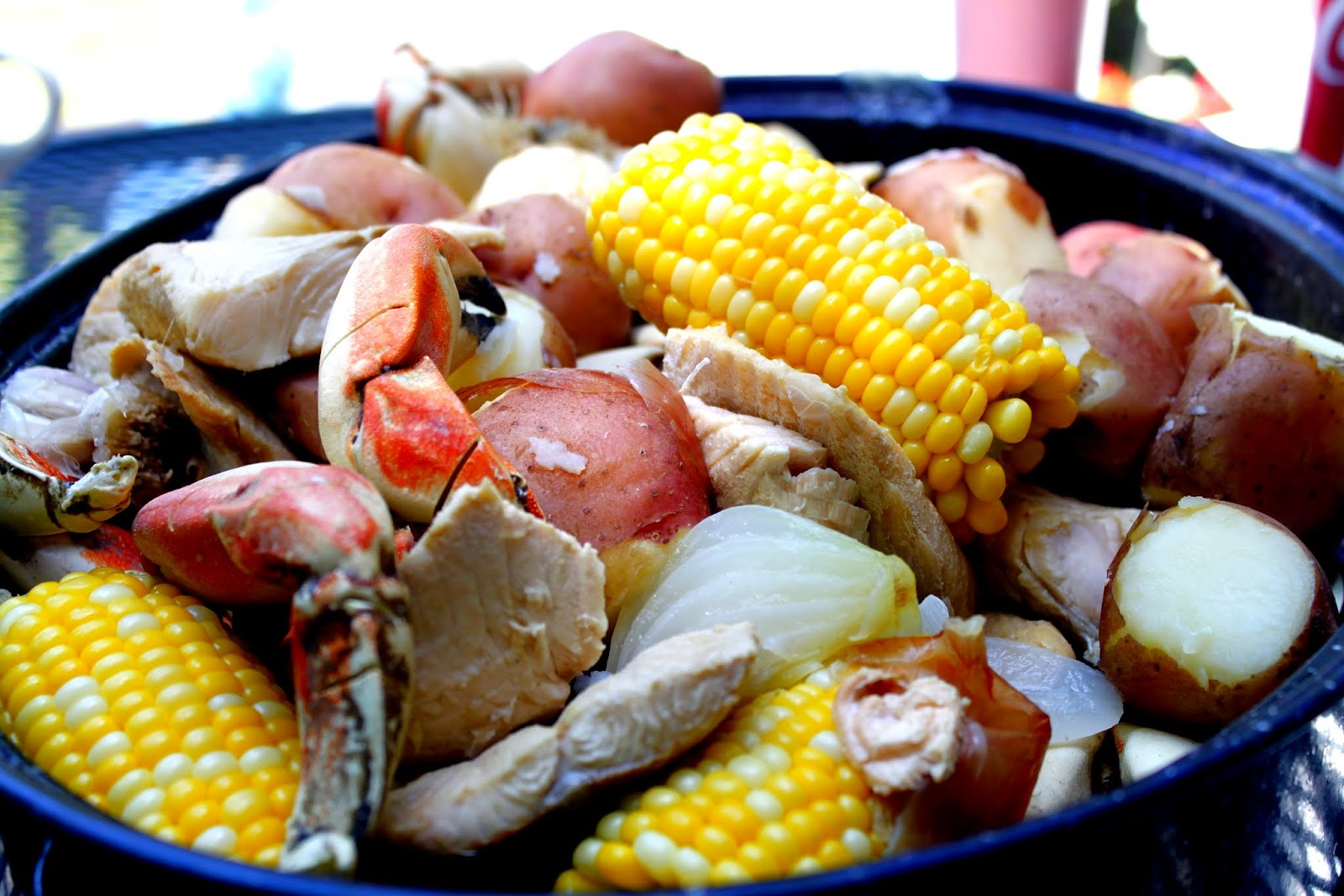 Great lakes better food up north great lakes seafood for Wisconsin fish boil