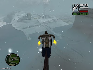 Download game GTA San Andreas: Snow (MOD) 2013 100% Work