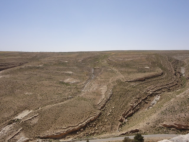 Crusader Castle in Shobak Jordan