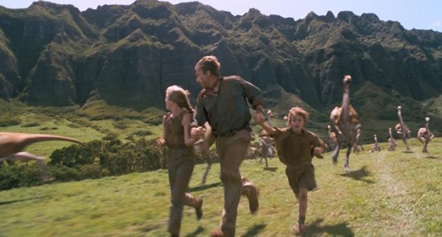 Hình ảnh phim Công viên kỷ Jura 1