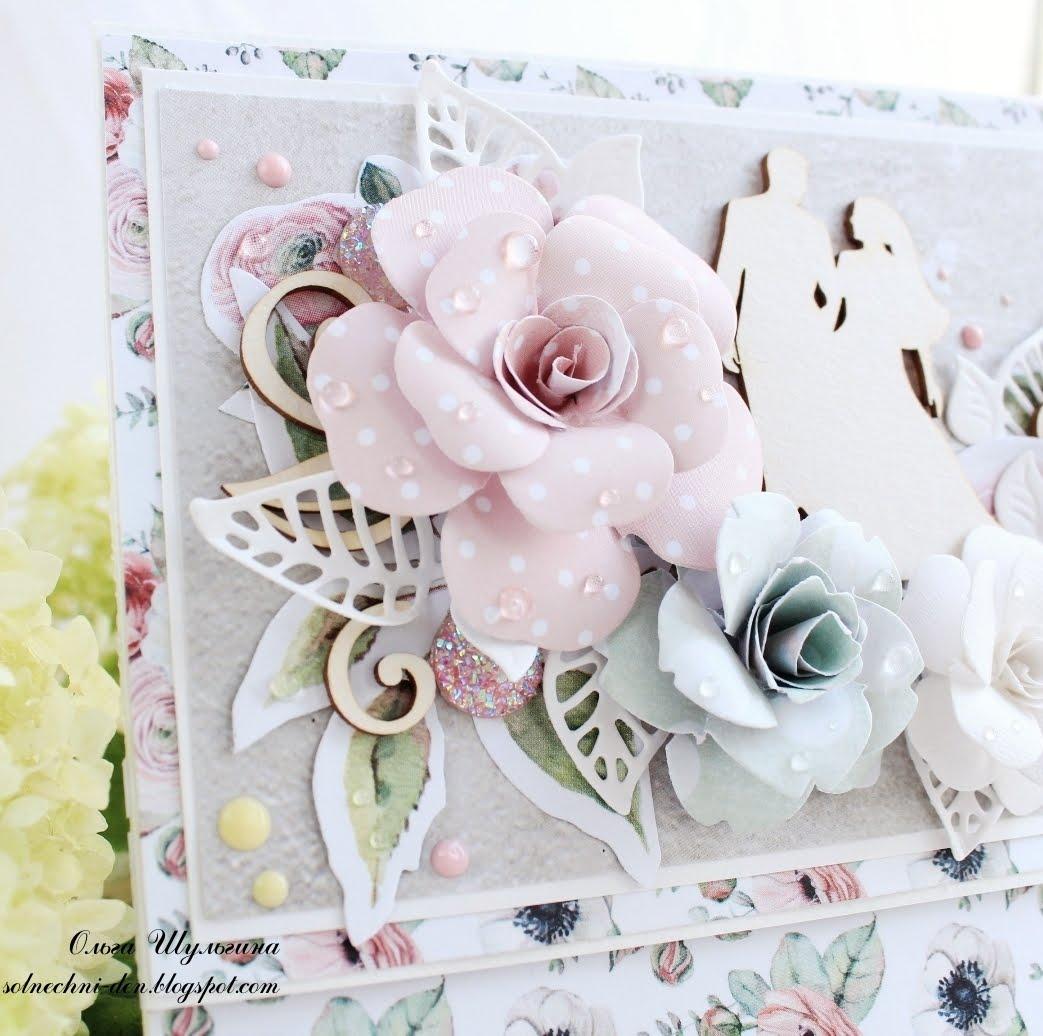 Мастер-класс свадебный конверт