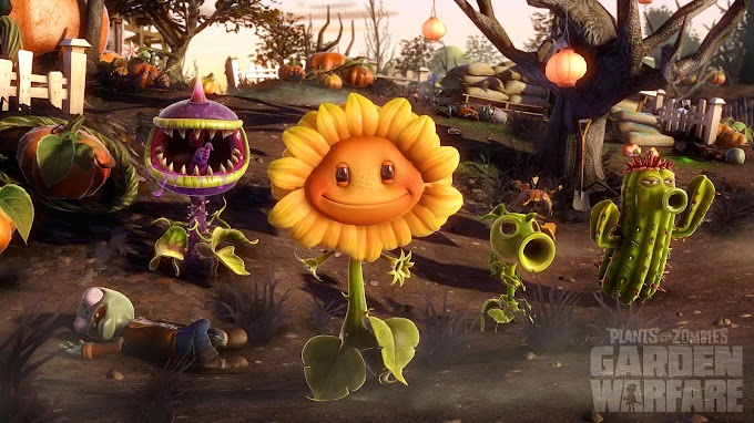 Plants vs. Zombies: Garden Warfare to be released Spring 2014