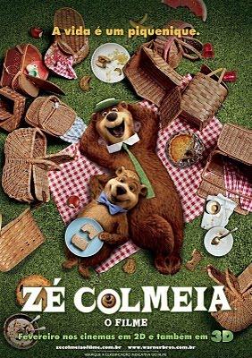 Download Zé Colméia O Filme DVDrip RMVB Dublado