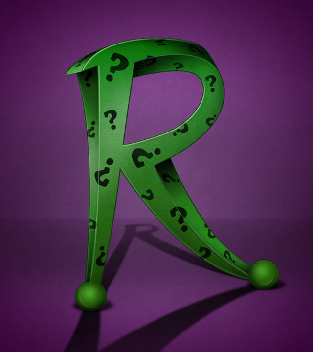 R: Riddle